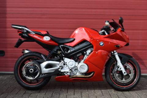 BMW F 800 S ABS